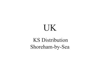 UK Distributor