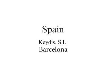 Spain Distributor