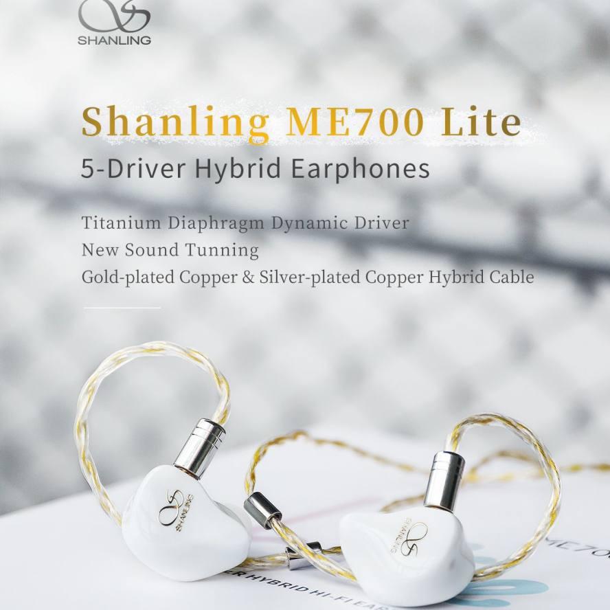Introducing Shanling ME700 Lite