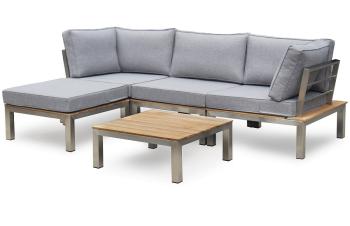 teak garden sofa