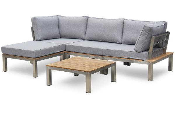 Outdoor lounge set garden furniture sectional sofa set