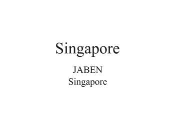 Singapore Distributor