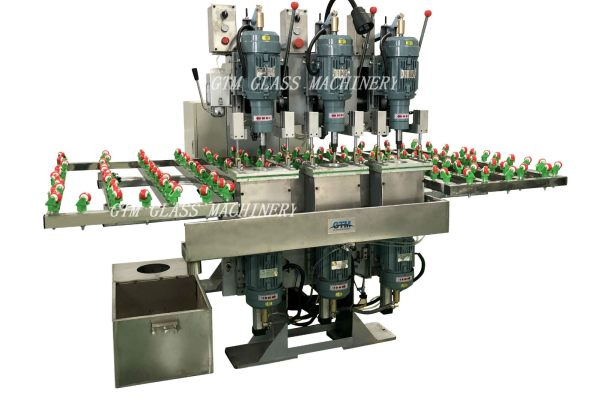 GJ3 Glass Horizontal Drilling Machine