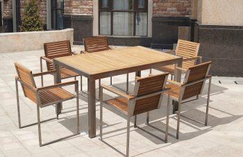 WF-T3011 Y5055 teak garden furniture