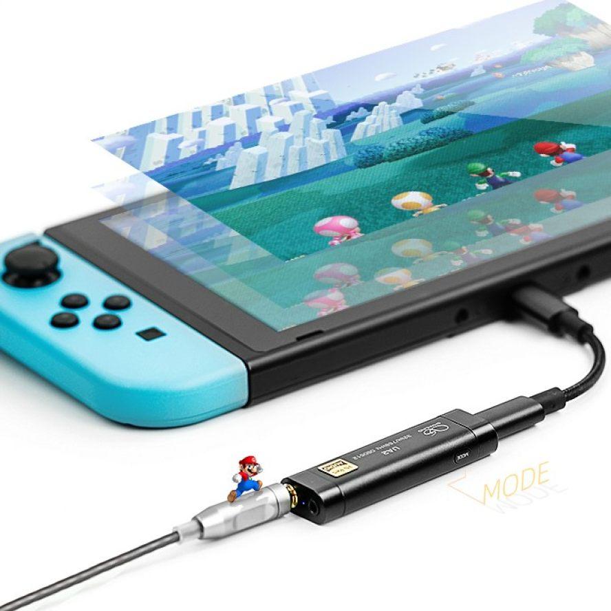UA2 - Nintendo Switch compatibility