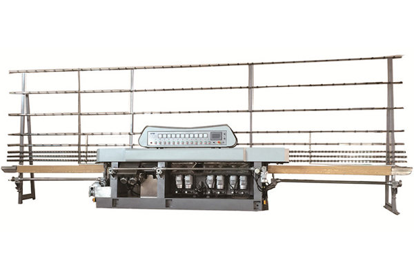 GM10J Glass flat edger &variable miter machine