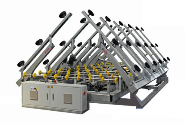 GL37-26/GL60-33 Glass loading table