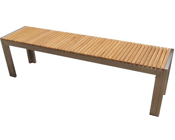 teak bench chair