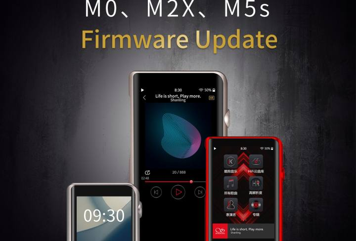 Firmware updates for M0, M2X and M5s