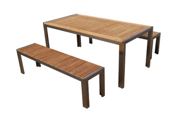 WF-T3011-3012 bench set